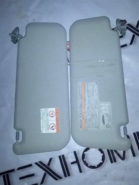 Козырек солнцезащитный Toyota Vitz SCP90 (б/у)