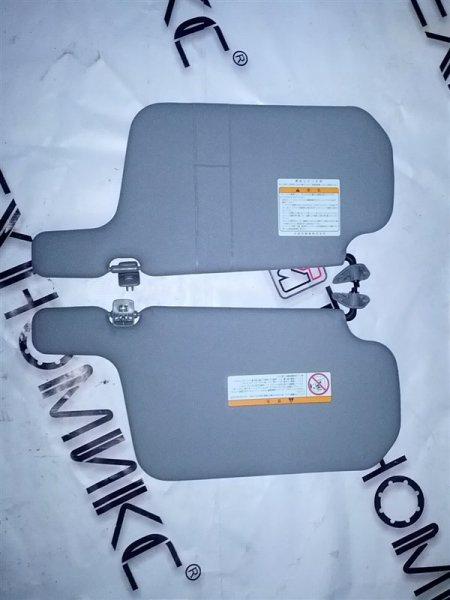 Козырек солнцезащитный Nissan Cube AZ10 (б/у)