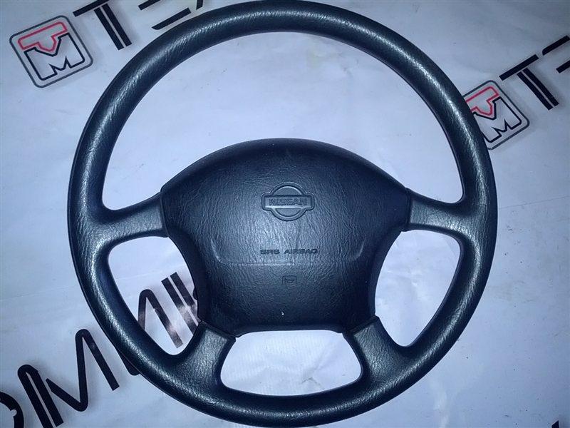 Руль с airbag Nissan Avenir W10 (б/у)