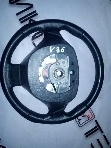 Руль с airbag Nissan Skyline V36 (б/у)
