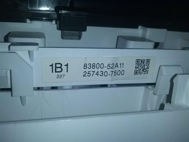 Спидометр Toyota Vitz SCP90 (б/у)