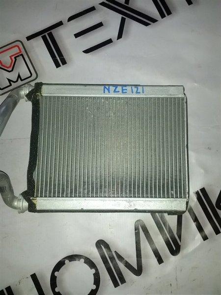 Радиатор печки Toyota Corolla Spacio NZE121N (б/у)