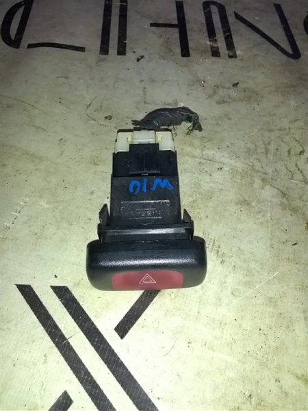Кнопка Nissan Avenir W10 SR18(DE) (б/у)