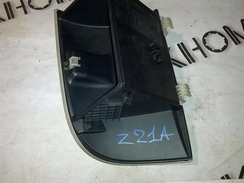 Бардачок пассажирский Mitsubishi Colt Z21A (б/у)