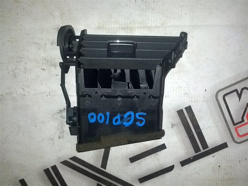 Воздуховод Toyota Ractis SCP100 (б/у)