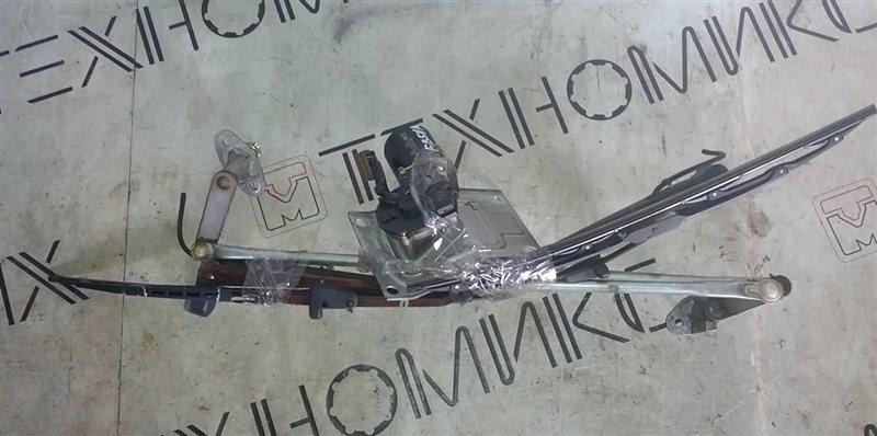Мотор дворников Mitsubishi Canter FB511A 4M40 (б/у)