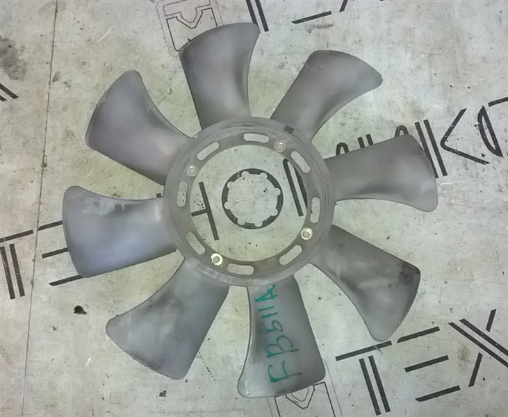 Вентилятор вязкомуфты Mitsubishi Canter FB511A 4M40 (б/у)