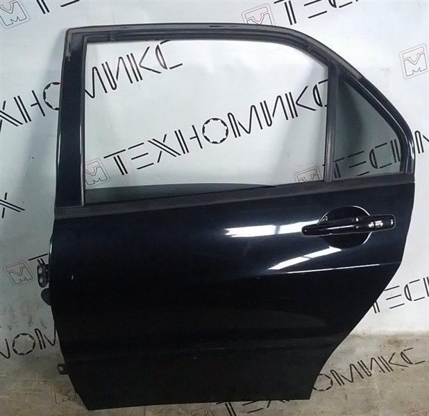 Дверь Mitsubishi Lancer Evolution CT9A задняя левая (б/у)
