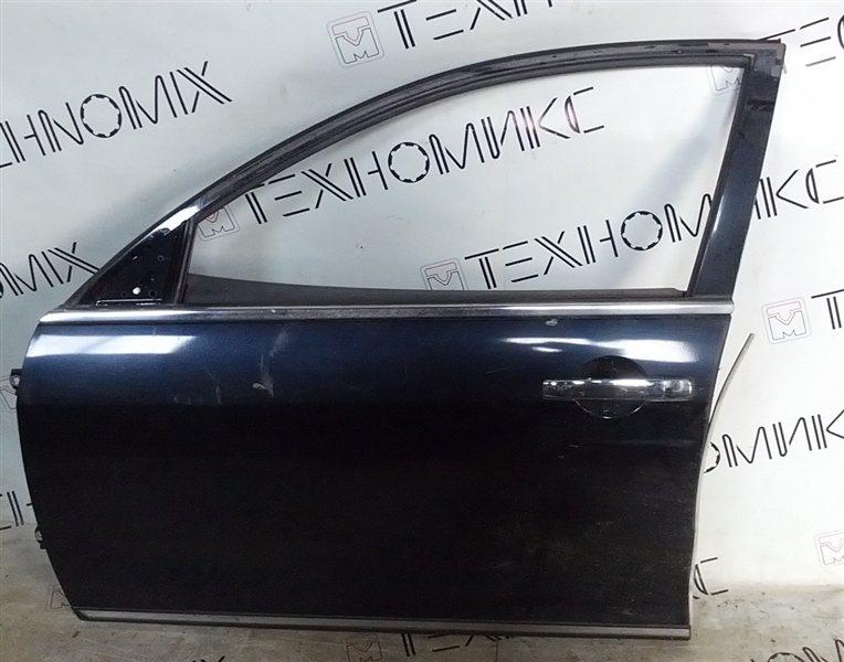 Дверь Nissan Teana J31 VQ23(DE) передняя левая (б/у)