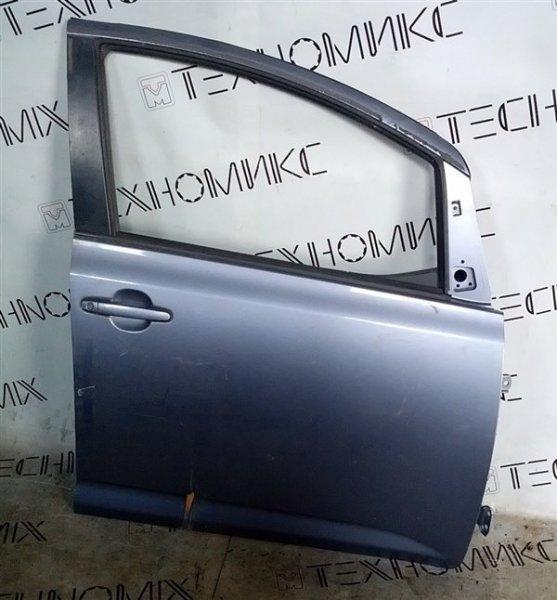 Дверь Toyota Ractis NCP100 передняя правая (б/у)