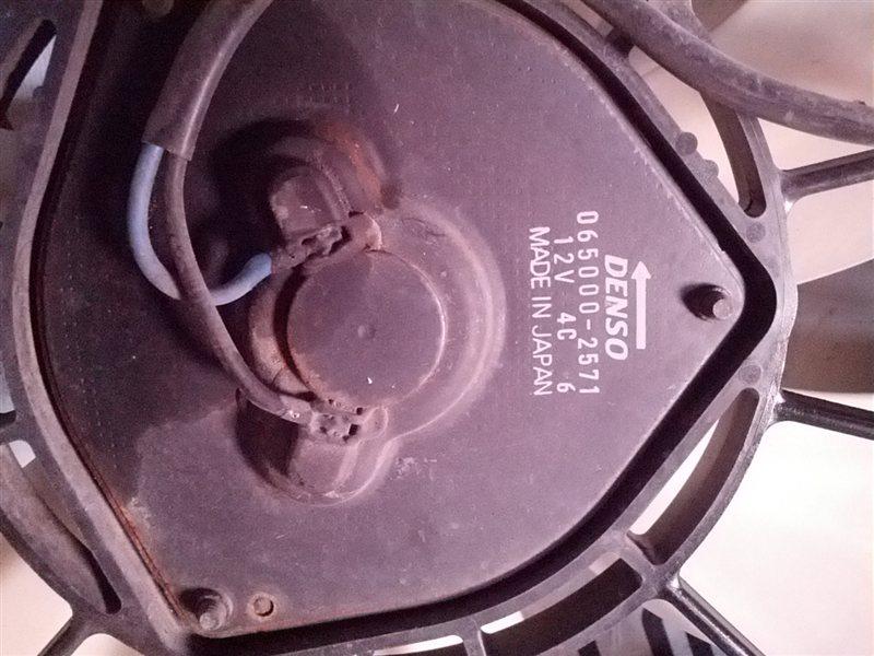 Вентилятор Honda Stream RN3 (б/у)