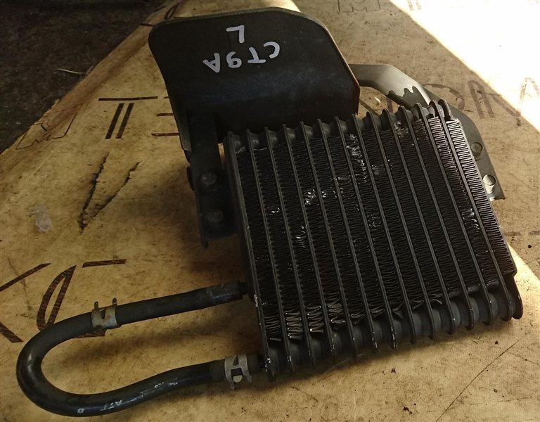 Радиатор масляный Mitsubishi Lancer Evolution CT9A 4G63T 2002 (б/у)