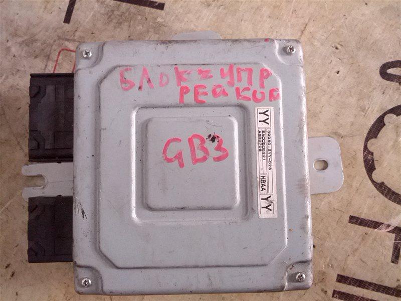 Блок управления рулевой рейкой Honda Freed GB3 L15A (б/у)