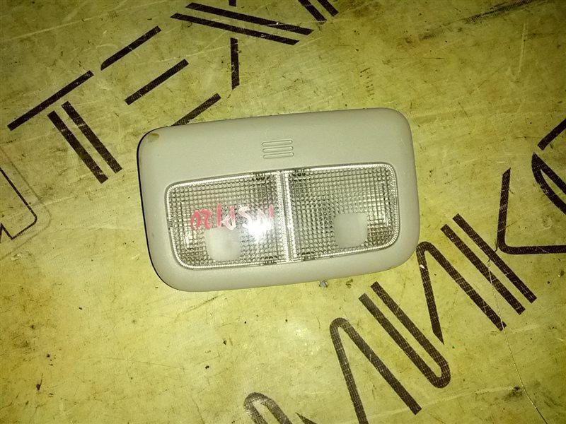 Светильник салона Toyota Ractis NSP120 1NR-FE 2011 (б/у)