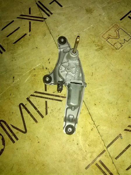 Мотор дворников Toyota Ractis NSP120 1NR-FE 2011 задний (б/у)