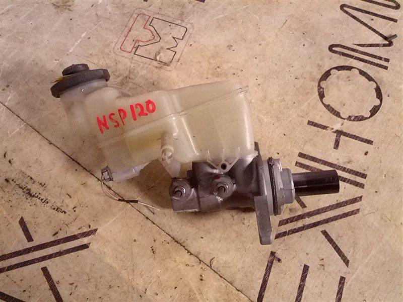 Главный тормозной цилиндр Toyota Ractis NSP120 1NR-FE (б/у)