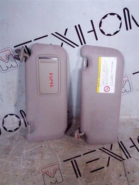 Козырек солнцезащитный Toyota Belta KSP92 1KR-FE (б/у)