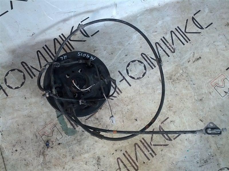 Ступица Daihatsu Coo M401S K3-VE задняя левая (б/у)