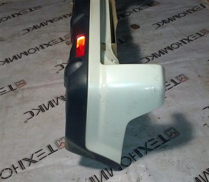Бампер Honda Crv RD5 K20A 2001 задний (б/у)