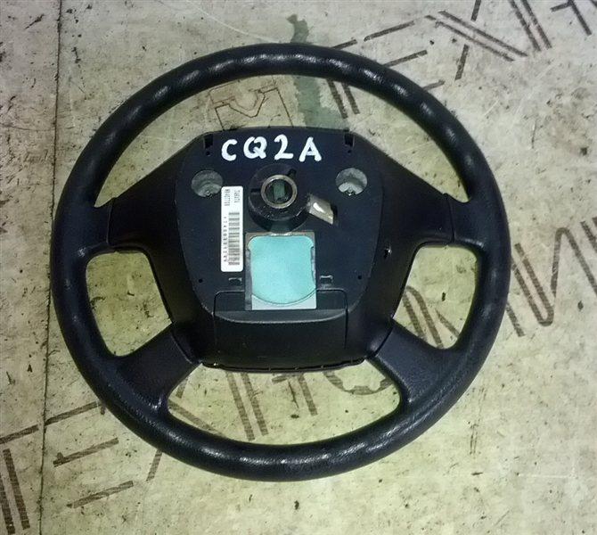 Руль с airbag Mitsubishi Dingo CQ2A 4G15 2000 (б/у)