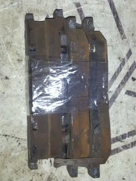 Тормозные колодки Honda Hrv GH3 D16A 2001 (б/у)