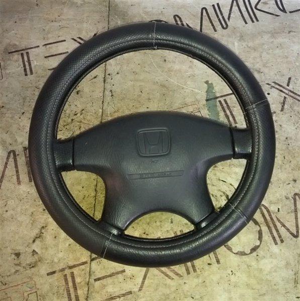 Руль с airbag Honda Odyssey RA8 J30A 2003 (б/у)