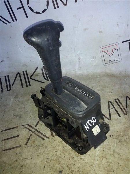 Селектор акпп Nissan Xtrail NT30 QR20DE 2001 (б/у)