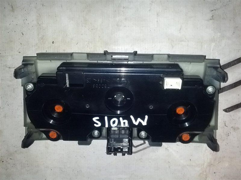 Блок управления климат-контролем Daihatsu Coo M401S K3-VE 2006 (б/у)