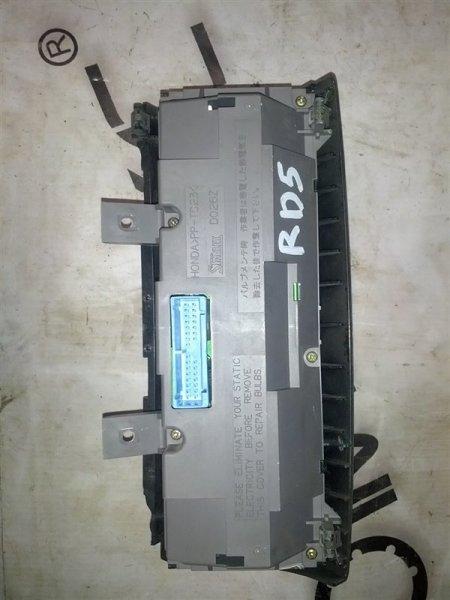Блок управления климат-контролем Honda Crv RD5 K20A 2001 (б/у)