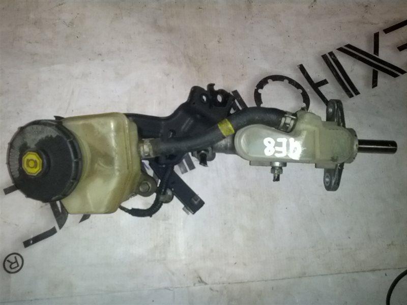 Главный тормозной цилиндр Honda Fit GE8 L15A 2008 (б/у)