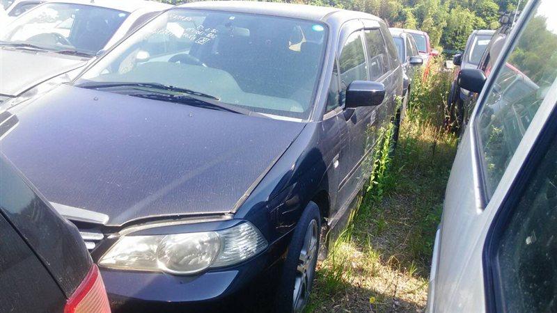 Зеркало Honda Odyssey RA8 J30A 2003 правое (б/у)