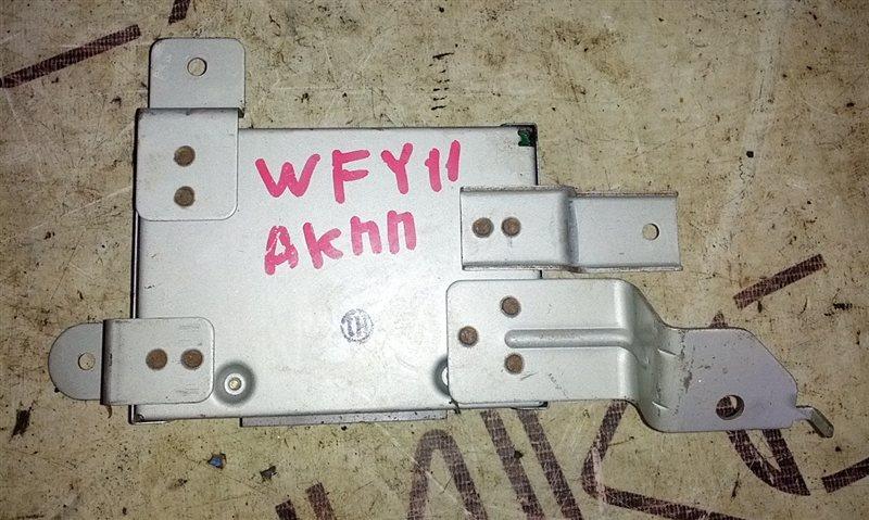 Блок управления акпп Nissan Wingroad WFY11 QG15(DE) 2001 (б/у)