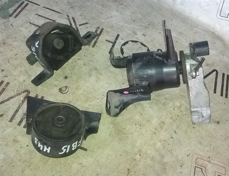 Подушка двигателя Nissan Sunny FB15 QG15(DE) 2000 (б/у)