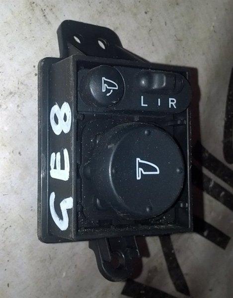 Блок управления зеркалами Honda Fit GE8 L15A 2008 (б/у)