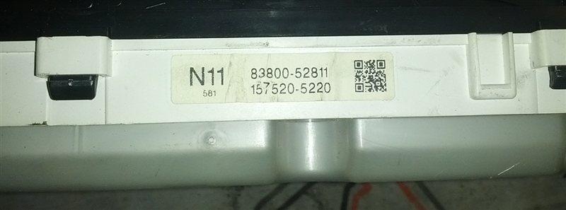Спидометр Toyota Probox NCP51 1NZ-FE (б/у)