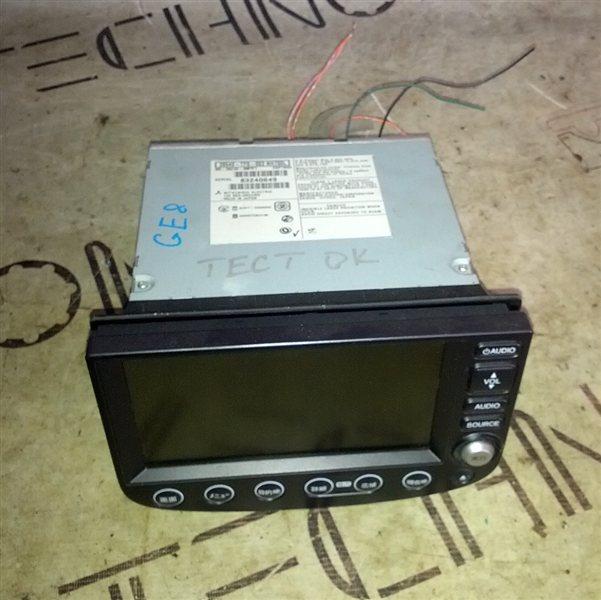 Магнитофон Honda Fit GE8 L15A 2008 (б/у)