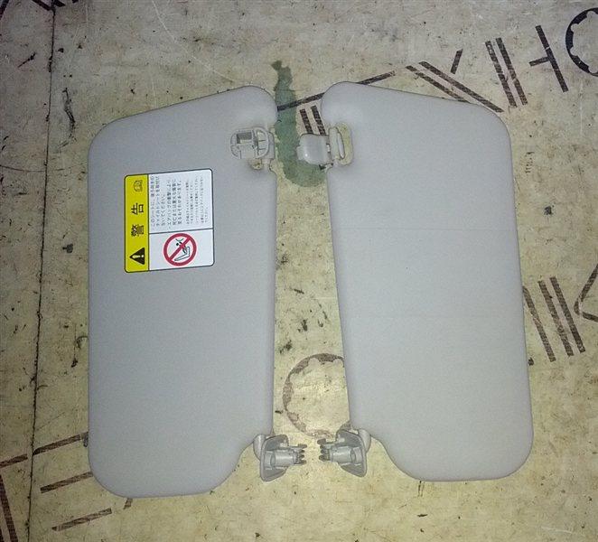 Козырек солнцезащитный Mazda Demio DE3FS ZJ-VE 2008 (б/у)