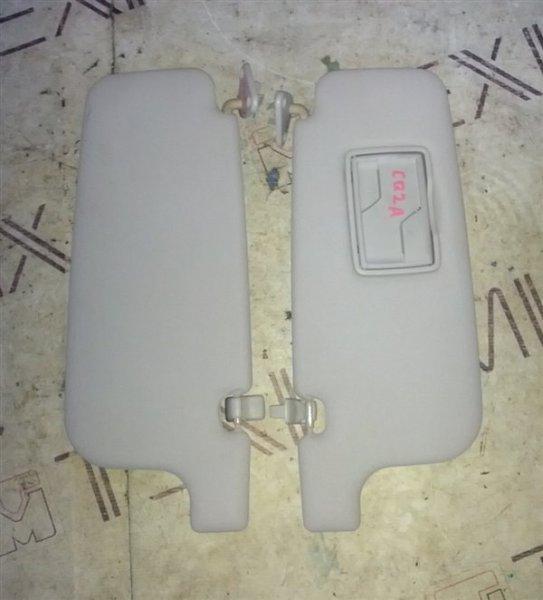 Козырек солнцезащитный Mitsubishi Dingo CQ2A 2000 (б/у)