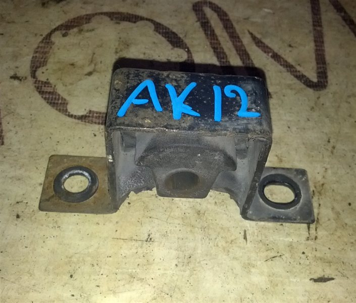 Подушка глушителя Nissan March AK12 CR12(DE) 2003 (б/у)
