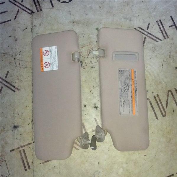 Козырек солнцезащитный Toyota Markii JZX110 1JZ-FSE 2001 (б/у)