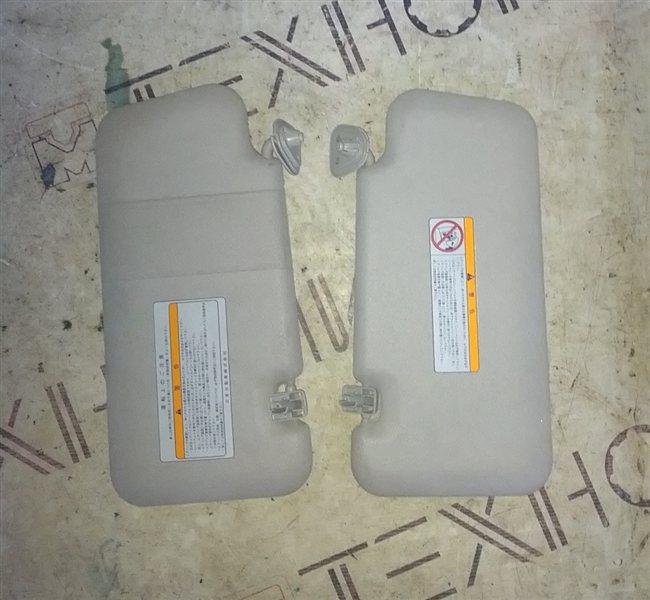 Козырек солнцезащитный Nissan Note E11 HR15(DE) 2004 (б/у)
