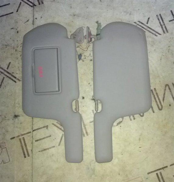 Козырек солнцезащитный Nissan Sunny FB15 QG15(DE) 2000 (б/у)