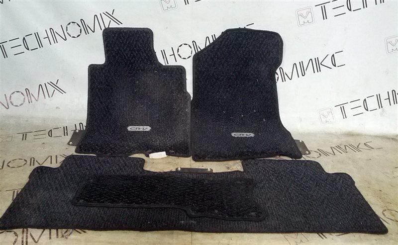 Коврики комплект Honda Crv RD5 K20A (б/у)