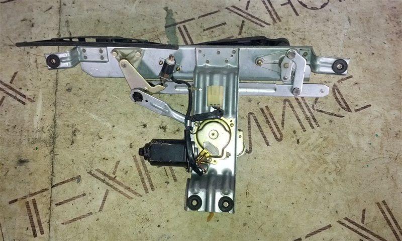 Мотор дворников Nissan Terrano LBYD21 задний (б/у)
