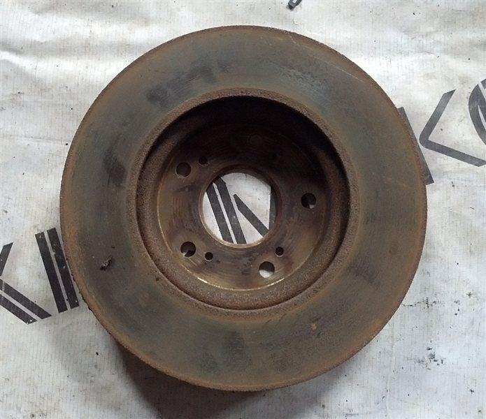 Тормозной диск Honda Odyssey RB1 K24A передний правый (б/у)