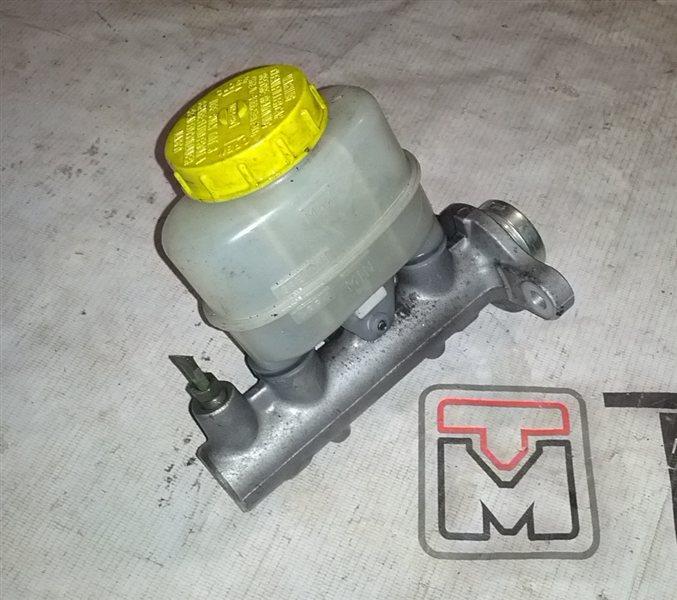 Главный тормозной цилиндр Nissan Bluebird HU14 SR20(DE) 1999 (б/у)