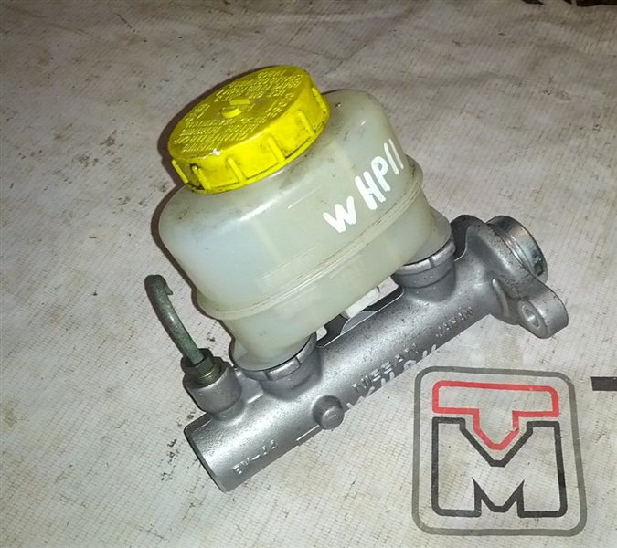 Главный тормозной цилиндр Nissan Primera WHP11 SR20(VE) 1998 (б/у)