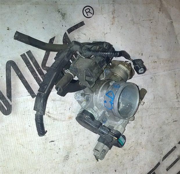Дроссельная заслонка Honda Fit Aria GD6 L13A 2004 (б/у)