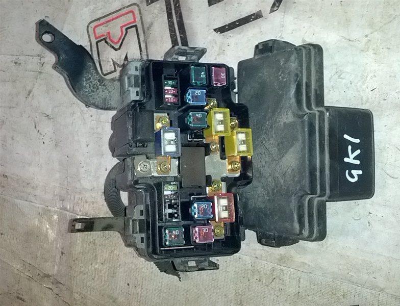 Блок предохранителей Honda Mobilio Spike GK1 L15A (б/у)