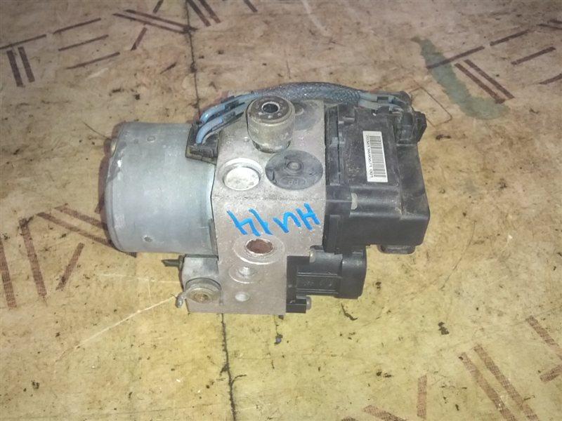 Блок abs Nissan Bluebird HU14 SR20(DE) 1999 (б/у)